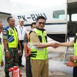 Gubernur Resmikan 19 Rute SOA Penumpang APBN 2019