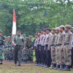KASDAM XIV HASANUDDIN BRIGJEN TNI BUDI SULISTIJONO RESMI TUTUP TMMD 104 KODIM 1422  MAROS