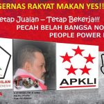 Dr. Ali Mahsun Atmo Gerakan Nasional Rakyat Makan Yes!!!