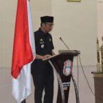 Rapat Paripurna Tanggapan/Jawaban Bupati Wajo Terhadap Pemandangan Umum Fraksi DPRD