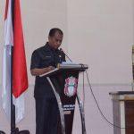 Rapat Paripurna Tanggapan Bupati Wajo atas Pemandangan Umum Fraksi DPRD Kabupaten Wajo