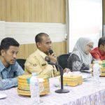 Sekretaris Daerah Kabupaten Wajo membuka Acara Sosialisasi tentang Danau Tempe, ini harapannya.