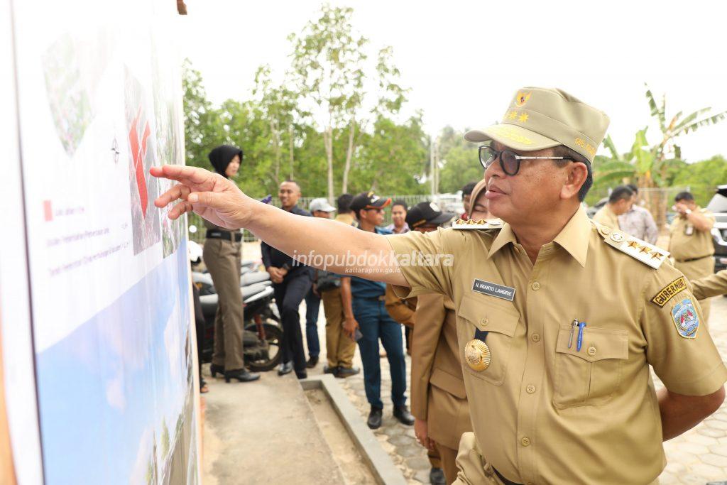 Gubernur Kaltara: 4 Diantara 11 PLBN Terpadu Ada Di Kaltara