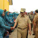 Hari Kedua, Gubernur Kunjungi Desa Balansiku Dan Desa Setabu