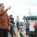 Gubernur Tekankan Kepada TPID Fokuskan Tiga Komoditas Penyumbang Terbesar