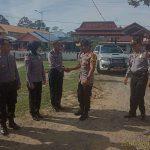 Kapolres Nunukan Paparkan Program Serta Visi Misinya dan Melakukan Tes Urine di Tiga Polsek