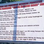 27 PSK Gulung Tikar,  Lokalisasi Wanita Harapan Sadar Resmi Ditutup
