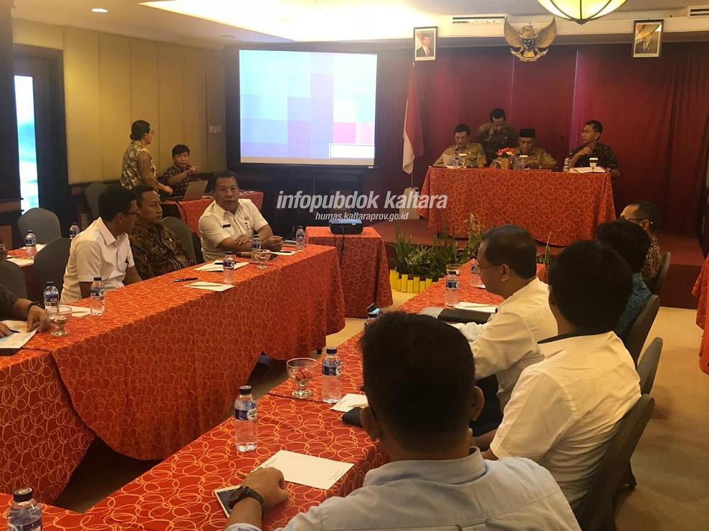 Kementerian ATR/BPN-Pemprov Siap Kebut Realisasi KIPI Bulungan