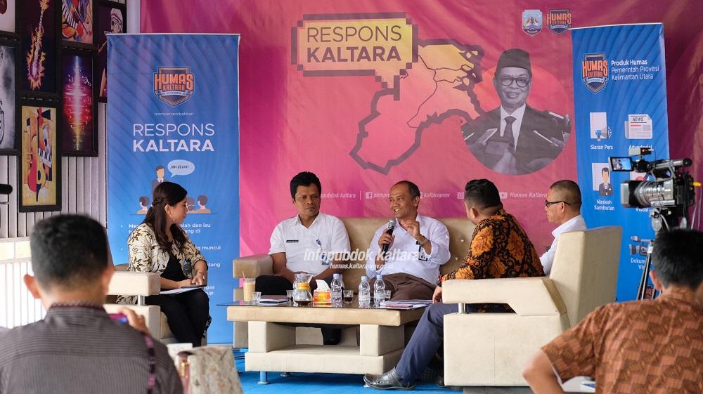 Respons Kaltara, Bahas Strategi Kendalikan Inflasi