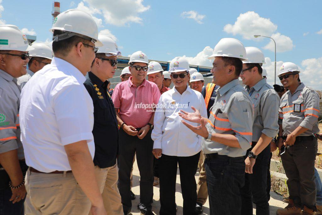 Yang Menarik dari Kunjungan Kerja Menteri ESDM ke Kaltara