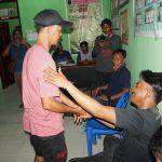 Ketahuan Masuk Rumah Warga, Pria Ini di Usir Warga Dari Kelurahan Tanjung Harapan