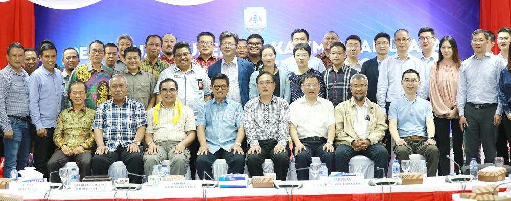 Gubernur Tekankan, Investor Utamakan Tenaga Kerja Lokal