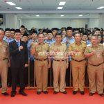 PNS Jangan Malas dan Mudah Mengeluh, Gubernur Serahkan SK CPNS dan PNS di Lingkup Pemprov Kaltara