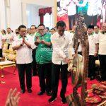 Gubernur Hadiri Rakornas HKTI di Istana Negara