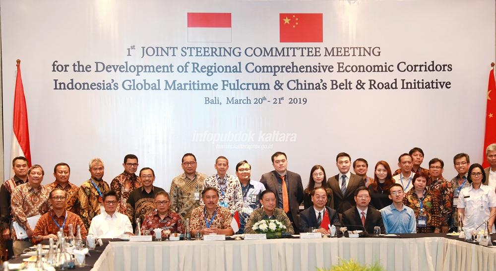 4 Proyek Kerjasama China-Indonesia Dilaksanakan di Kaltara