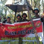 371 Patok Perbatasan di Temukan Satgas Pamtas Yonif Raider 613/RJA, Yang 42 Tahun Tidak Terpantau