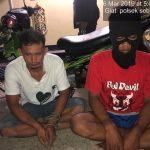 Mendadak Jadi Begal, Dua Pria di Amankan Polisi