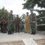 Pangdam XIV/Hasanuddin Mayjen TNI Surawahadi Tinjau langsung Lokasi TMMD 104 di Bone