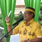 Camat Lalabata  Sosialisasikan Bantuan PKH dan Dana 1 Milyar Yang di Serahkan Bupati Soppeng