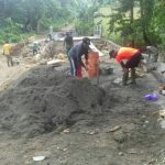 Satgas TMMD dan Masyarakat Kecamatan Dua Boccoe Percepat Pembangunan