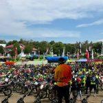 Dua wanita Ridertrack KPH Jenneberang 1 Ikut Meramaikan One Day Adeventure Seri IV di Soppeng