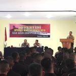 Tim Supervisi Korps Brimob Polri Lakukan Kuker Ke Batalyon C Pelopor Bone