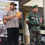 Apel Besar Potensi Masyarakat dalam Mendukung TNI Polri Pengamanan Pemilu 2019