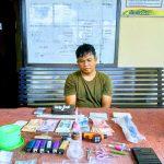 Jadikan Rumah Tempat Transaksi dan Pesta Sabu-Sabu, Palile Alias Ali di Ringkus Polisi