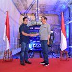 Resmikan MRT Jakarta, Presiden Jokowi: Rawat dan Jaga MRT Kita