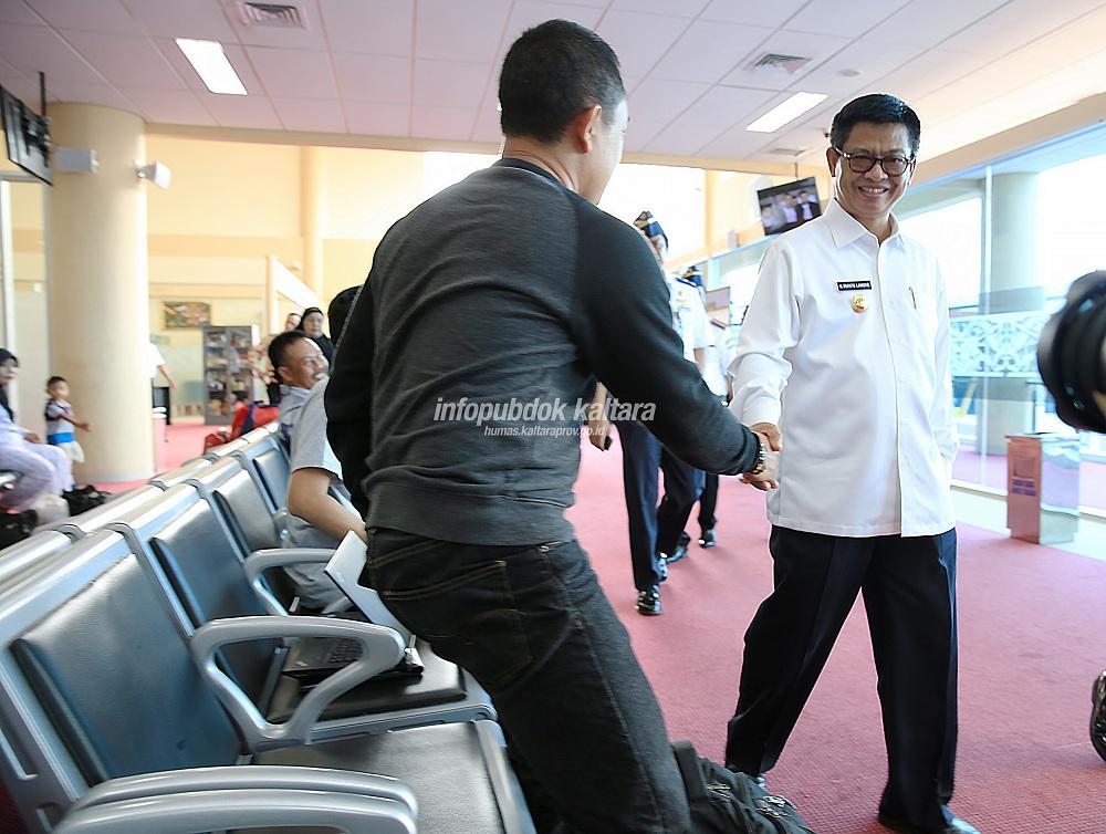 2019, 1.078 Pesawat Berangkat dari 6 Bandara di Kaltara - Penumpang Datang 50.896 Orang, Yang Berangkat 49.036 Orang