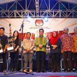 Gubernur Ajak Masyarakat Jangan Golput = Ingatkan 17 April ke TPS, Berdoa Sebelum Mencoblos