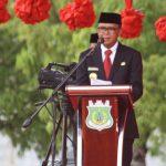 Bupati Soppeng Hadir di Pelantikan Bupati dan Wakil Bupati Pinrang, Gubernur Berpesan: Saya Titipkan Amanah Rakyat
