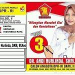 Andi Nurlinda Caleg Gerindra DPR RI No. Urut 3 Dapil Sul- Sel 2 Masuk Dalam Ulasan Tokoh Yang Pantas Duduk di Senayan