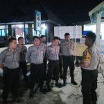 Kapolres Sinjai Perketat PAM Kantor PPK Tempat Penyimpanan Logistik Pemilu Hasil Perhitungan Suara di TPS