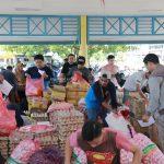 """Operasi Pasar Murah """"Diserbu"""" Ratusan Warga"""