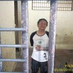 Residivis Penganiayaan di Tangkap Polsek Nunukan