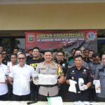 Dalam 1 Bulan, total penyelundupan 148 KG Narkoba Jenis Sabu di gagalkan  Polres metro Jakarta barat