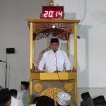 Hari Keenam Ramadhan, Bupati Wajo dan Rombongan Safari di Masjid Nurul Farida