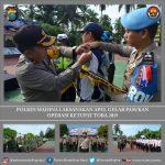 Apel Operasi Ketupat 2019, Polres Madina Siap Amankan Lebaran 2019