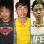 Dua Penjambret dan Satu Penadah Berhasil di Bekuk Polisi