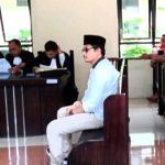 Sidang ke Dua Bagi Rahmadsyah Ketua BPN Batubara Kembali Digelar