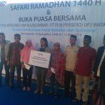 Safari Ramadhan 1440 H dan Buka Puasa Bersama PT. PLN (Persero) UIW Sulselrabar - PT. PLN (Persero) UP3