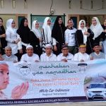 White Car Indonesia Reg Watampone dan Modis Bone Buka Puasa Bersama dan Beri Santunan Anak Panti Asuhan Al Hijrah Majang