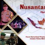 """Cara Unik Forkopimkot Jakarta Barat Mengajak Bersatu Pasca Pemilu Melalui Lagu """"Nusantaraku"""""""