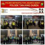 Jelang Hari Raya Waisak, Polsek Tanjung Duren Patroli Keamanan Vihara