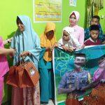 Bhayangkari Cabang Polres  Sinjai Melaksanakan Anjangsana ke Panti Asuhan Untuk Mengisi Waktu Luang di Bulan Ramadhan