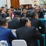 Bahas Kerjasama di Perbasan, Perwakilan Sabah dan Kaltara Lakukan Pertemuan Teknis
