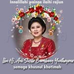 In Memoriam Ani Yudhoyono: The Journey of Spiritual Being