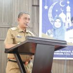 Hari Pertama Kerja, Pemkab Wajo Laksanakan Halal Bihalal
