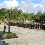 Operasi Ketupat Kayan 2019 Berakhir, Polres Nunukan Gelar Apel Konsolidasi dan Halal Bihalal